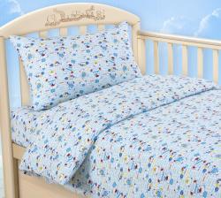 """Купить детское постельное белье из трикотажа """"Топтыжка"""""""