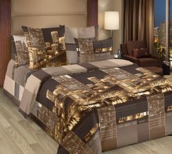 Купить постельное белье из бязи «Сити 4» в Москве