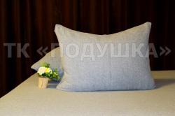 Купить серые махровые наволочки на молнии в Москве