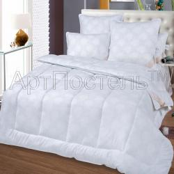 Купить Одеяло из лебяжьего пуха (всесезонное)